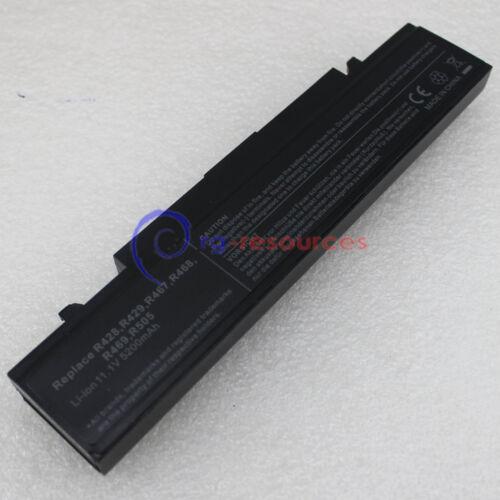 Laptop 5200mah Batteria per Samsung NP-R580 NP-R540 NP-R780 NP-RF710 AA-PB9NC6B