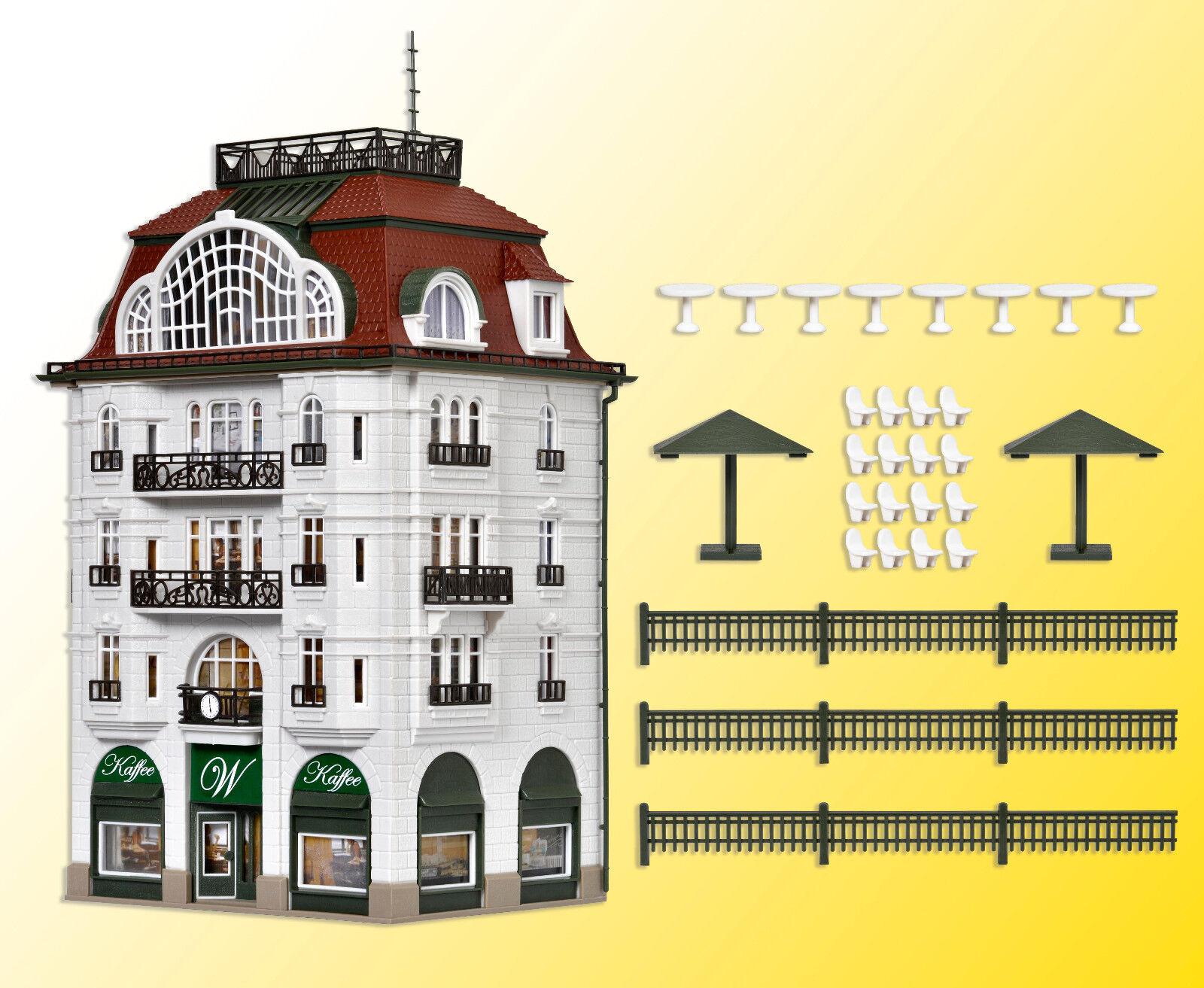 VOLLMER 43618 Spur H0, Wiener Wiener Wiener Kaffeehaus  NEU in OVP   | Für Ihre Wahl  f3a9a3