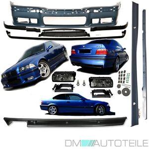 BMW E36 Stoßstange vorne hinten Seite MINI Bodykit Zubehör für M-Paket M3 +*ABE*
