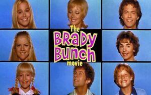 """""""The Brady Bunch movie"""" 35mm Movie Trailer Film (1995) Comedy/Parody"""