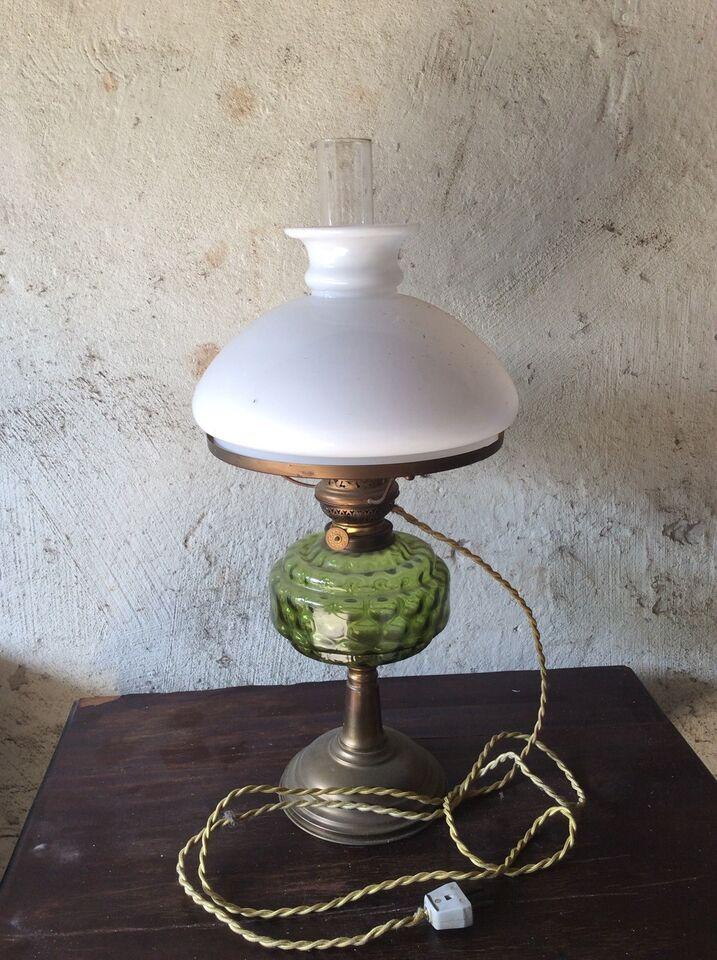 Lampe, Messing