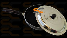 Apex Non-Stick Induction Ready Fry Pan 260 mm 14MM With Lid