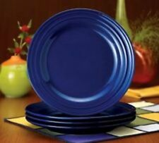Set of 4 Rachael Ray Double Ridge Blue Bowls - for Lisa111773 Only ...