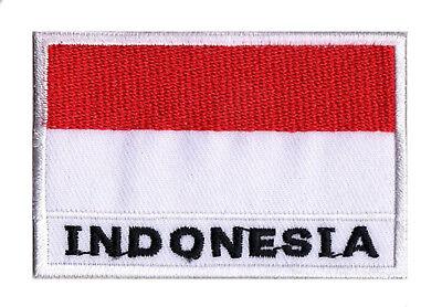 Patch écusson badge patche drapeau MAURITANIE 70 x 45 mm brodé à coudre