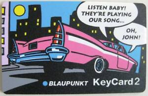 BLAUPUNKT-Radio-KeyCard-2-Ersatzteil-8638312626-Sparepart