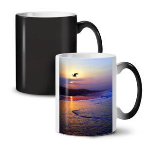Beach Sunset Photo NEW Colour Changing Tea Coffee Mug 11 oz   Wellcoda