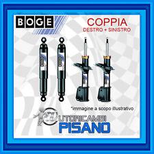 36-H09-0 COPPIA AMMORTIZZATORI ANTERIORI ALFA ROMEO 156 1.9 JTD 115 CV 937A2000