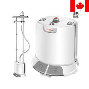 LivingBasics® 1.6L 1500W Clothes Garment Steamer Electric Household Steam Iron