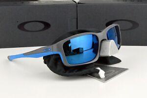 c75eae0f04d4f Image is loading New-Oakley-Chainlink-Sunglasses-OO9247-05-Matte-Dark-