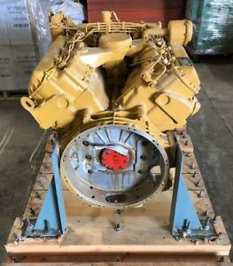 CAT-3208-Diesel-Motor-Completely-Remanufactured-62W70886