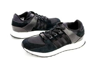 first rate eaedf 6c96d Image is loading Adidas-EQT-Support-Ultra-Shoes-BA7475-Core-Black-