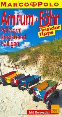 Marco Polo Reiseführer Amrum, FöhrPellworm,  Nordstrand,... | Buch | Zustand gut
