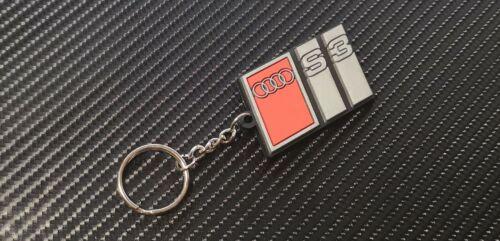 Audi S3 Key Ring Later Model Style