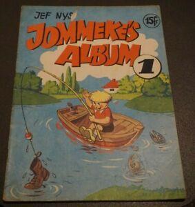 Jommeke-039-s-album-1-tweede-druk-1964