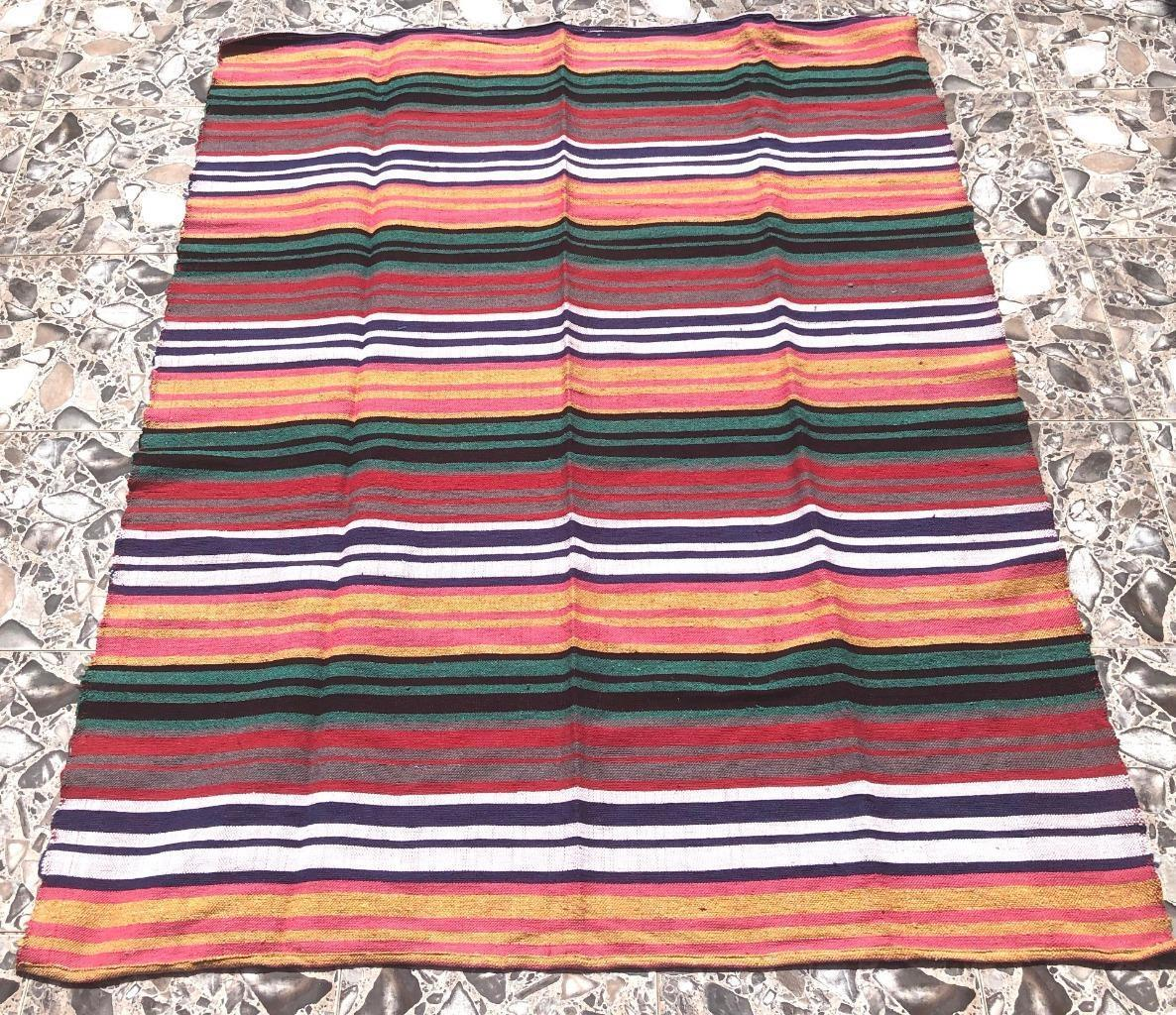 Fair Trade Blanket Throw Rug Bed Spread Hand Made In Mgoldcco Soft Cotton Boho