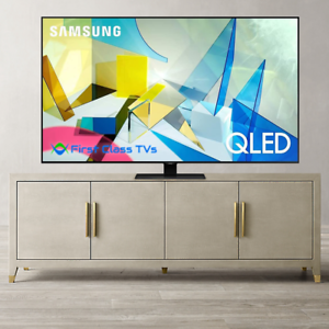 "Samsung QN85Q80TAFXZA QLED 85"" Quantum 4K UHD HDR Smart TV Class Q80T 2020 Model"