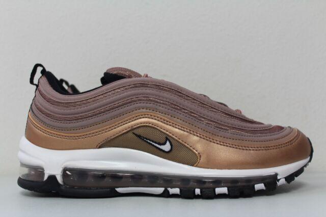 Nike Air Max 97 OG Metallic Bronze Desert Dust White Copper 921826 200 Size 8
