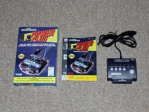 Sega-Genesis-Tyco-Power-Plug-Controller-Adapter-Complete-in-Box