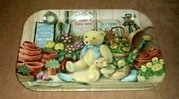 Adorable Teddy Bear Lunch Tray Platter Plate Dish Serving Unique Garden