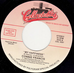 CONNIE-FRANCIS-My-Happiness-7-034-45