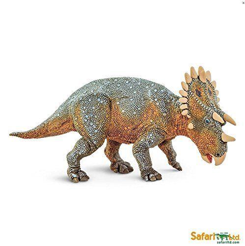 Safari Ltd. Prehistoric World - Regaliceratops - Phthalate, Lead and BPA Free