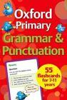 Oxford Primary Grammar & Punctuation Flashcards Book