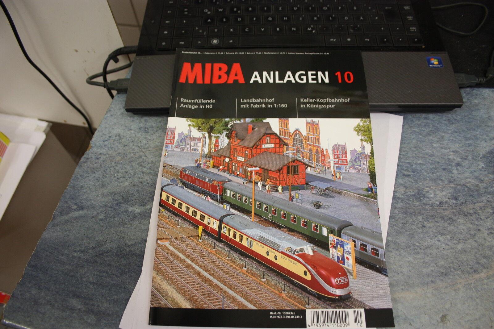 MIBA Anlagen 10
