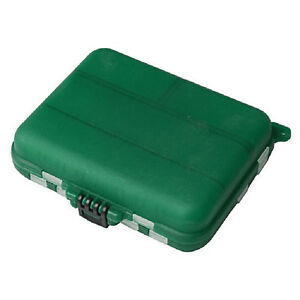 1x-Plastic-Storage-Box-Compartment-Organisers-Fishing-Tackle-Beads-Jewellery
