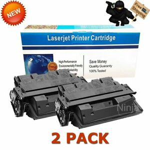 2x Toner For HP C4127X 27X LaserJet 4000 4000N 4000SE 4000T 4000TN 4050N 4050T