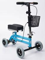 Kids Knee Walker Scooter Pediatric Childs Mobility Crutch Alternative Knee Rover on sale