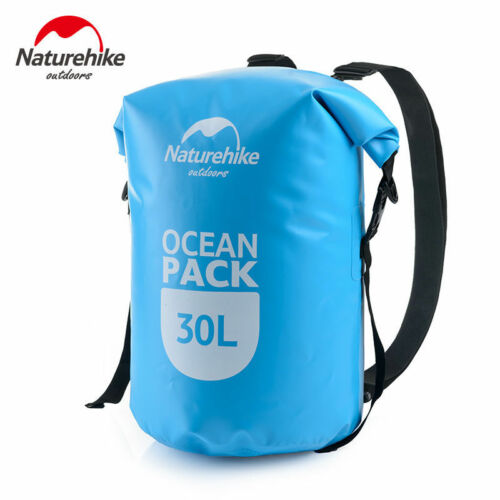 20//30L Waterproof Backpack Rucksack Dry Pack Gym Duffle Shoulder Bag Sack Travel
