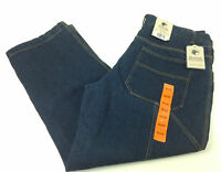 Boston Traders Flannel Work Jeans 42x30