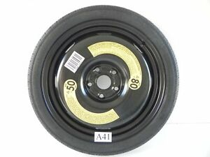 2018 AUDI S3 SPARE WHEEL TIRE 125/70/18 COMPACT DONUT LINGLONG OEM 502 #A41 A