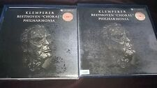 KLEMPERER Beethoven Symphony No. 9 2LP Columbia SAX 2276 & 2277 UK Orig. B/S ED1