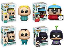 South Park TV Show 4 Figuren Set POP! Southpark #01 - #04 Vinyl Figur Funko
