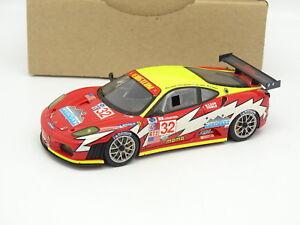 BBR-Kit-Montado-Resina-SB-1-43-Ferrari-F430-GT-N-32-12h-SEBRING-2007