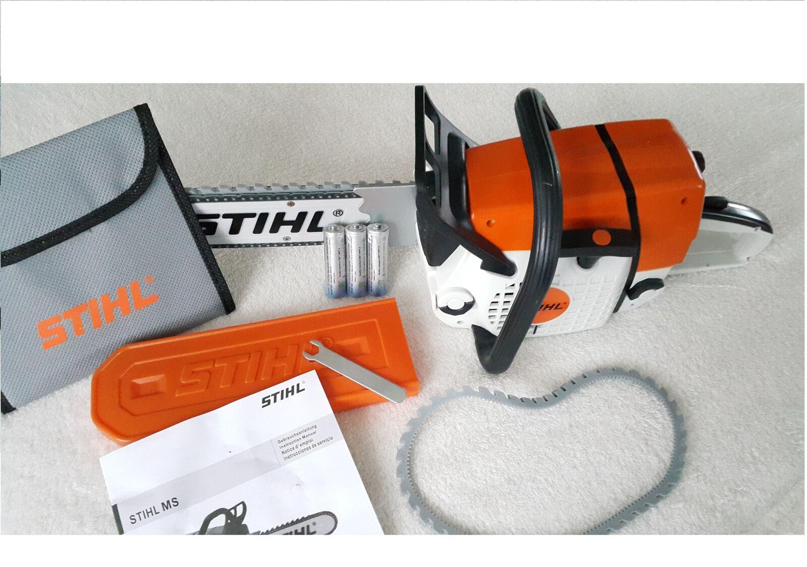 stihl kinder spielzeugsäge 04649340000 | ebay