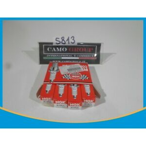 CONFEZIONE-QUATTRO-CANDELE-PACKAGE-FOUR-CANDLES-NGK-B10EG-P-C-3630