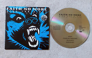 CD-AUDIO-INT-FAITH-NO-MORE-034-KING-FOR-A-DAY-034-CD-SAMPLER-PROMO-CARD-SLEEVE