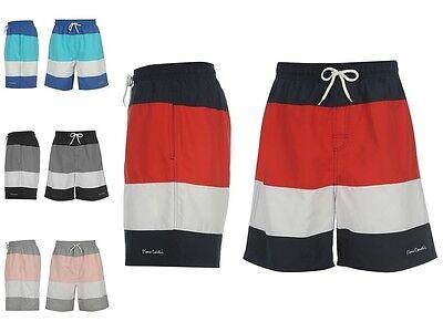 Friendly Neu! Pierre Cardin Herren Bermuda Shorts Badeshorts , Versch. Farben, Gr. S-xxl
