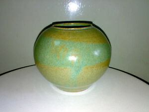 Vase-Kugelvase-Japan-Asien-K-Unknown-Studio-Pottery-Keramik-H-11-cm-LOOK