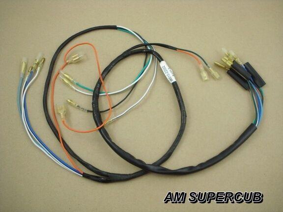 Main Wire Wiring Harness SUZUKI SUZUKI A100 M3 A100M3 // NEW
