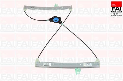 Regulador de ventana con o motor para Ford Fiesta V 1.25 1.3 1.4 1.6 TDCI Lado Derecho