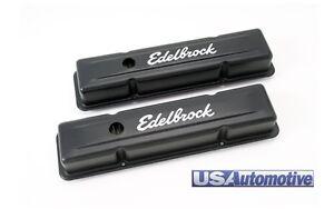 Edelbrock 4443 Signature Series Valve Cover Car & Truck Parts Car & Truck Engine Valve Covers