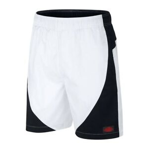 Muscle Negro Gimnasio Baloncesto Label Shorts Nike Rojo Xl L Blue Jordan Blanco Wings HxzCO