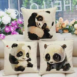Am-FT-Creative-Panda-Pattern-Linen-Pillow-Case-Throw-Cushion-Cover-Home-Decor