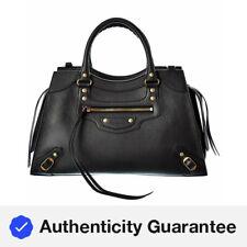 Balenciaga Neo Classic Leather Shoulder Bag Women's