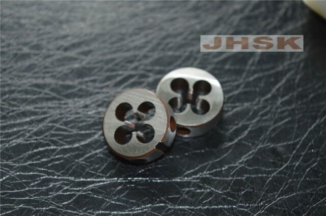 11mm x 1.0 Metric Right hand Die M11 x 1.0mm Pitch The high quality 1pcs