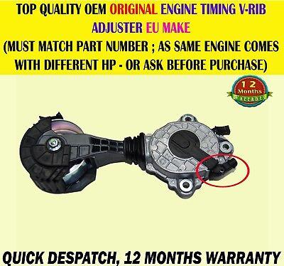 For Peugeot 207 208 308 508 DAYCO V-Ribbed Belt Tensioner 1204.55 New