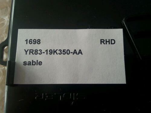 NEW GENUINE JAGUAR S-TYPE TELEPHONE DIALER KEYPAD UNIT XR818822 AEK GENUINE PART